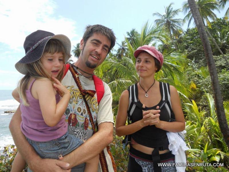 Max y Susagna viajeros en familia (Familia en Ruta)