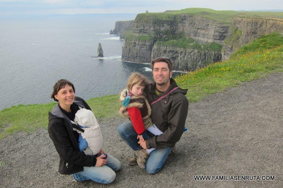 Max y Susagna viajeros en familia (Familias en ruta)