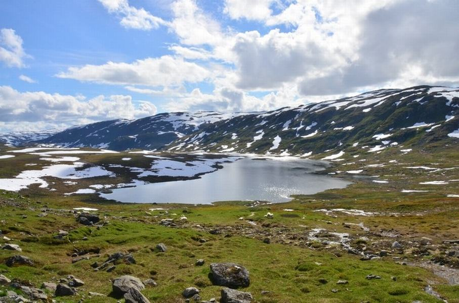 National Park Jotunheimen, Norway