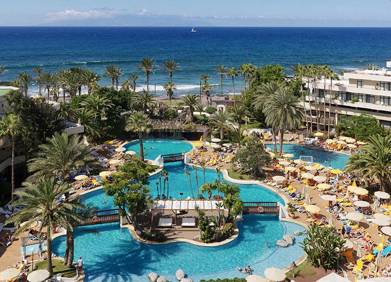 Hotel H10 Conquistador - Playa De Las Americas - Tenerife - Canary Islands