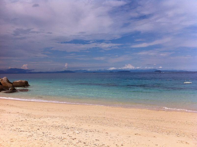 Kate blogger for 30Traveler Perhentian Islands