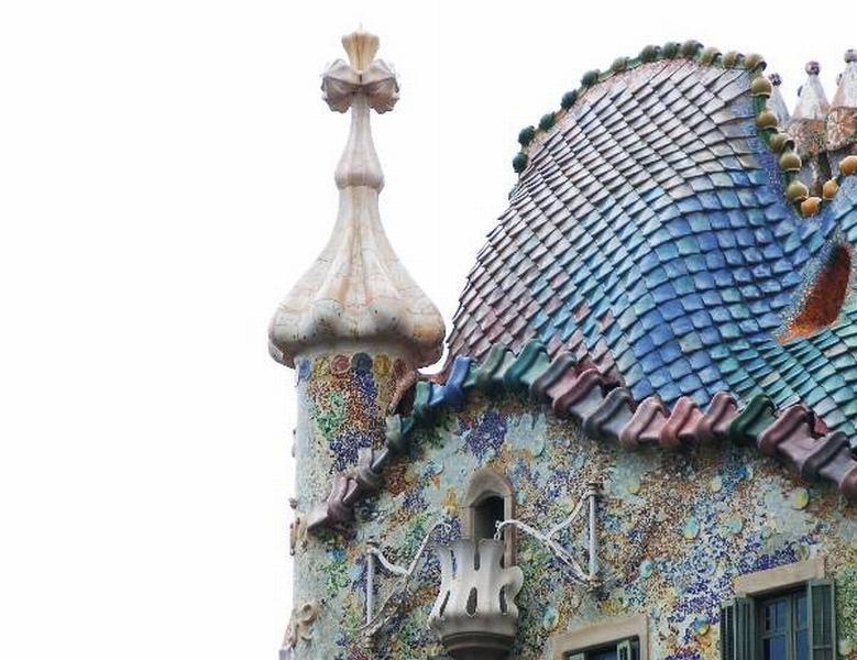 Casa Batlló Barcelona - Gaudi's work in Barcelona