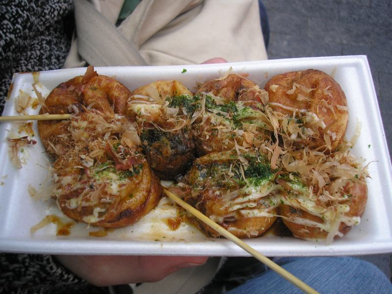 Good food from Japan!