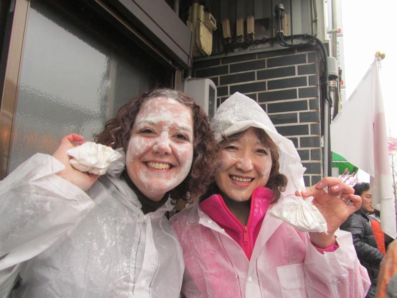 Oni Matsuri - Haikugirl's Japan with Kazue