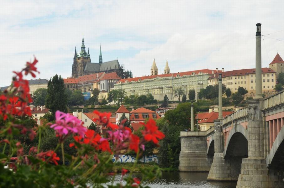 Praga castillo