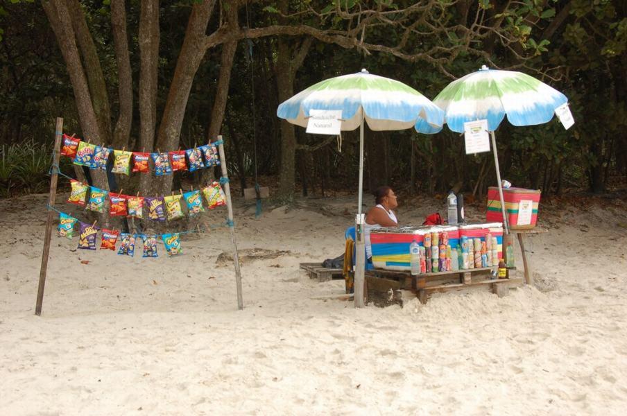Praia lopes mendes_ Ilha Grande