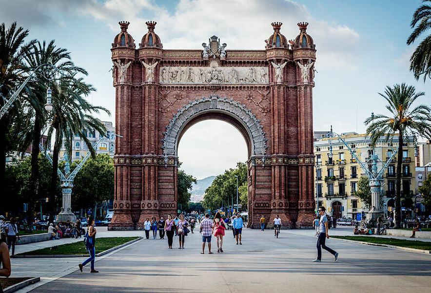 Alojamiento en barcelona for Alojamiento en barcelona espana