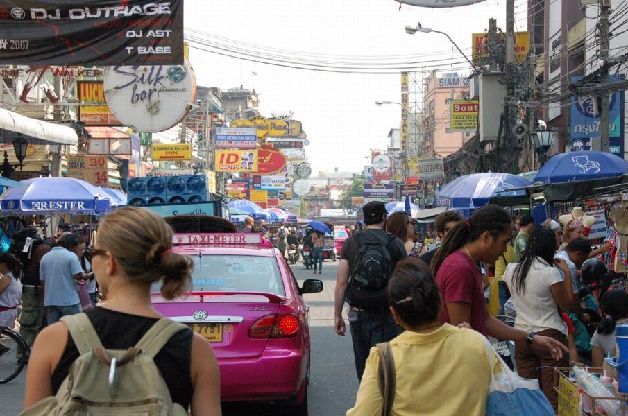 07 11 27 Thailandia Bangkok 044 Khaosan Road