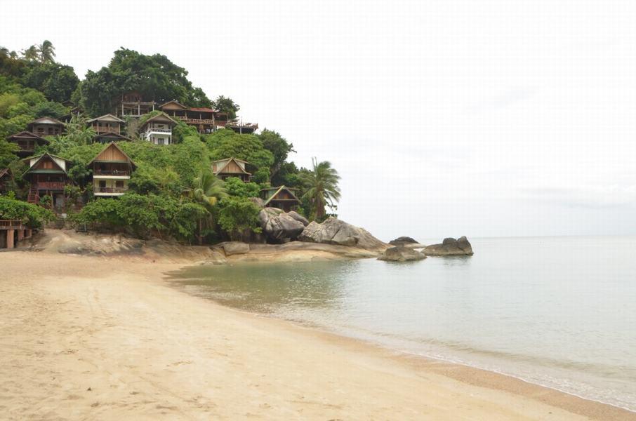 14 07 15 Tailandia 156 Tan Shadet beach Koh Phangan playa parque nacional
