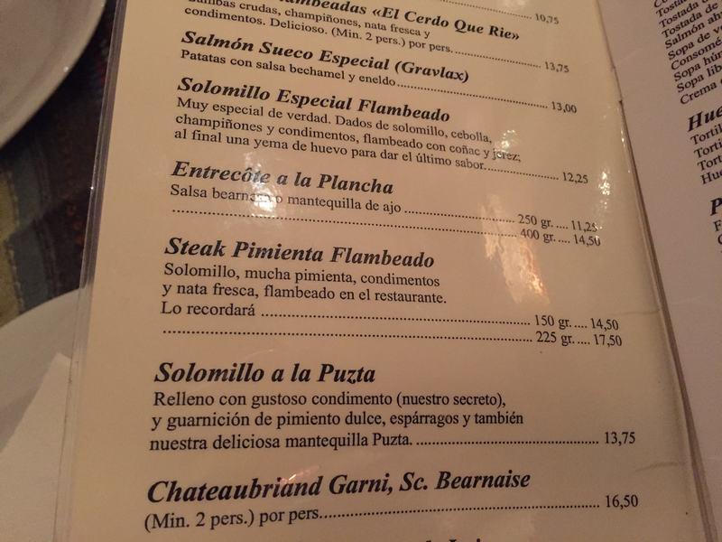 Restaurante de toda la vida en las canteras en las palmas - Trabaja con nosotros gran canaria ...