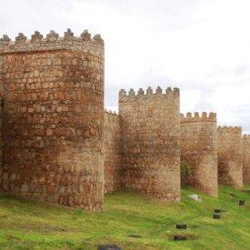Salamanca and Avila