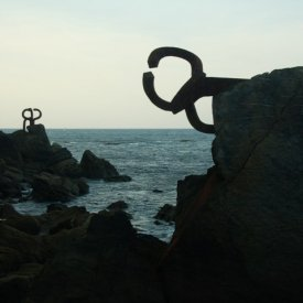San Sebastián: La Concha Beach