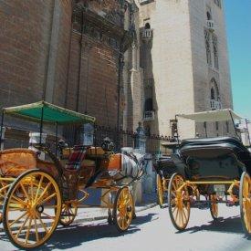 Llegada a Sevilla