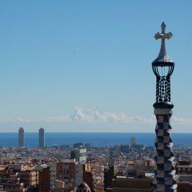 Llegada a Barcelona