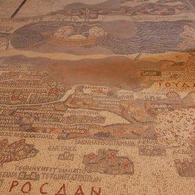 De Madaba a Petra