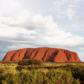 Uluru: el centro rojo de Australia