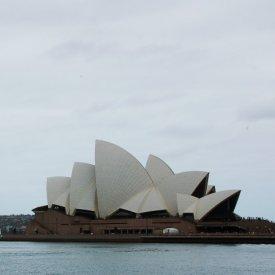 Sydney: the bay