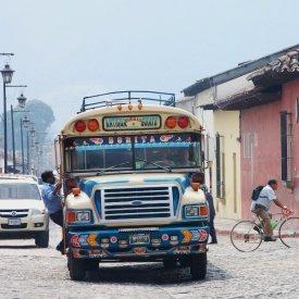 Excursión al volcán activo Pacaya