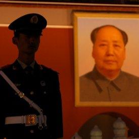 Arrival in Beijing