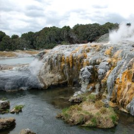 The Rotorura Geyser