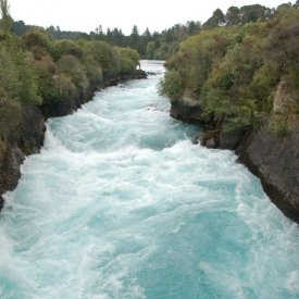 From Rotorura to Taupo