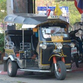 Flight to Siem Reap