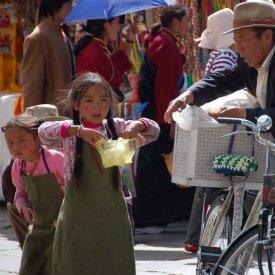 De Lhasa a Kathmandu