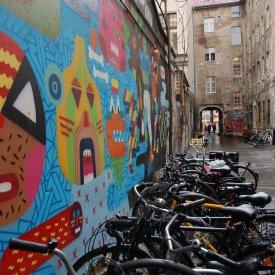 Llegada a Berlín: El Norte de Mitte