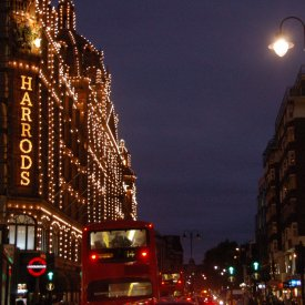 Notting Hill, Portobello Market y Harrod's