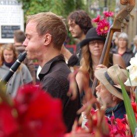 El mercado de las flores de Columbia Road, Spitalfields y Camden Town