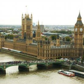 Hyde Park, Westminster y Trafalgar Square