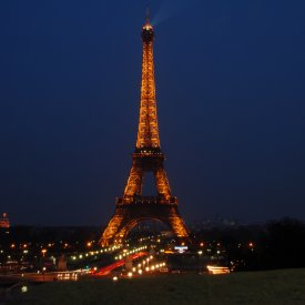 Classic Paris: from the Louvre to the Eiffel Tower