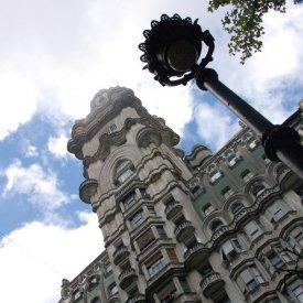 Buenos Aires: Av. de Mayo, Retiro y Recoleta