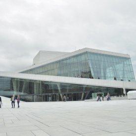 Llegada a Oslo