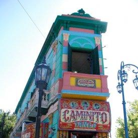 Buenos Aires: San Telmo, Montserrat y la Boca