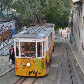 Llegada a Lisboa
