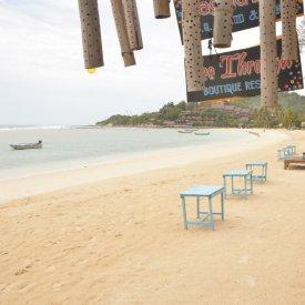 Koh Phangan: las playas del oeste y norte de la isla