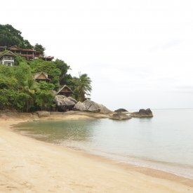 Koh Phangan: Eastern beaches