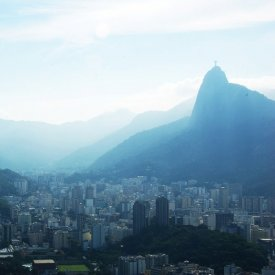 Llegada a Río de Janeiro