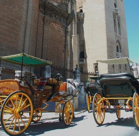 Maripino Travieso viajó a Sevilla