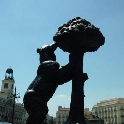 J.L. Martínez viajó a España