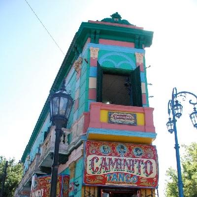 M Carmen Moreno viajó a Argentina