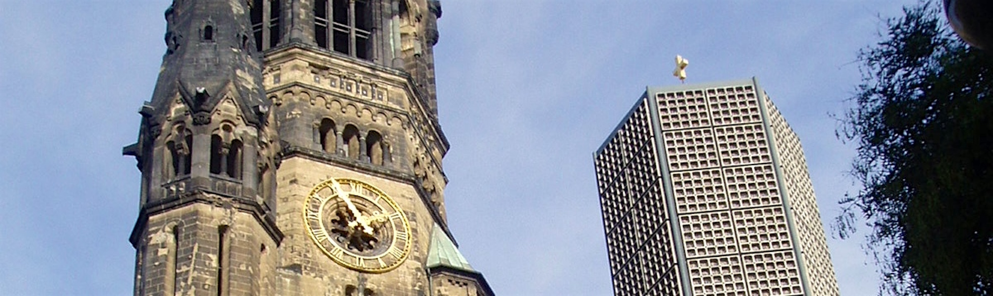 Iglesia Kaiser Guillermo, Berlín