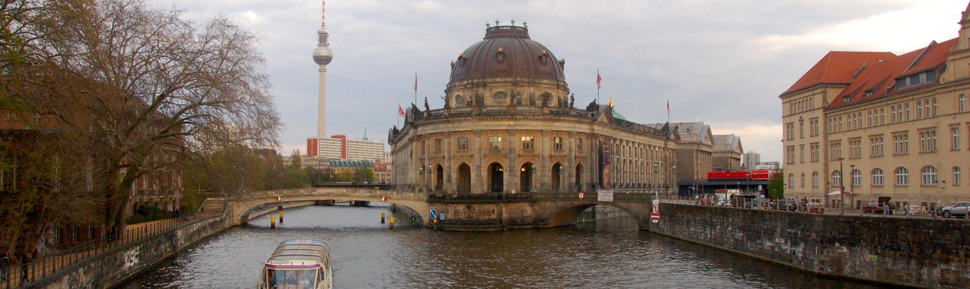 Comida en el Río, Berlín
