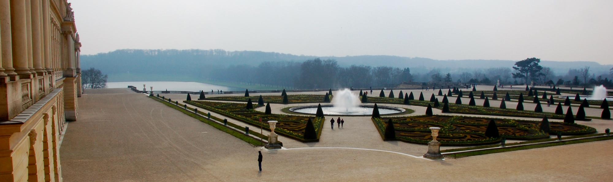 Palacio Versalles Abajo2, París