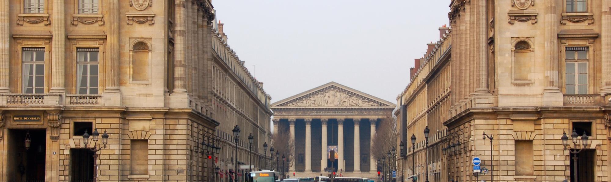 Plaza La Concordia2, París