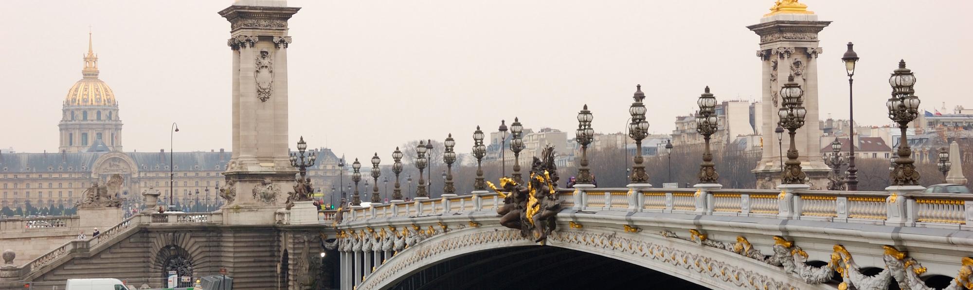 Puente Alejandro III Abajo, París