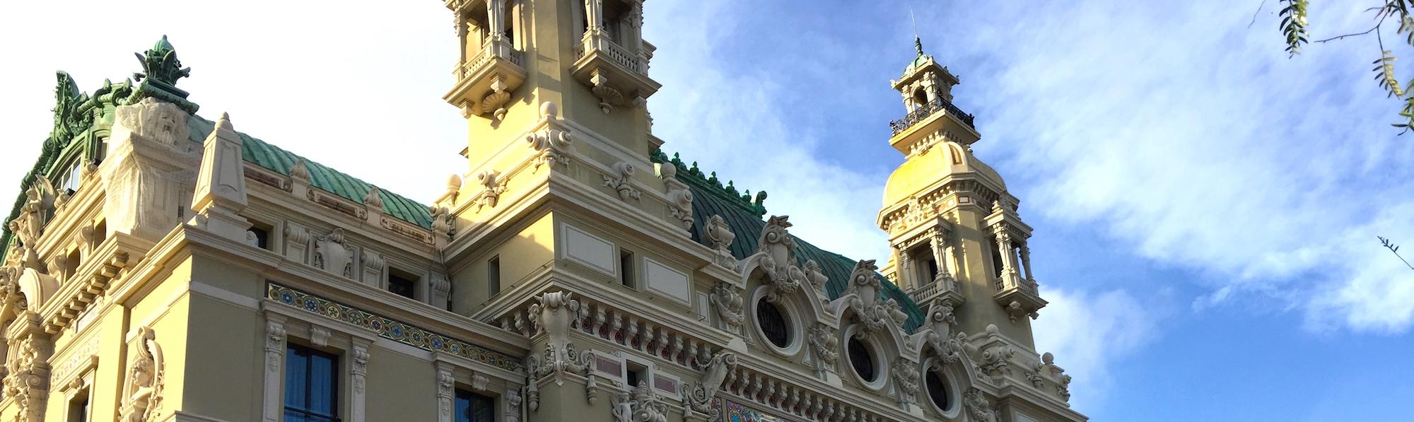 Casino Abajo de Montecarlo, Monaco