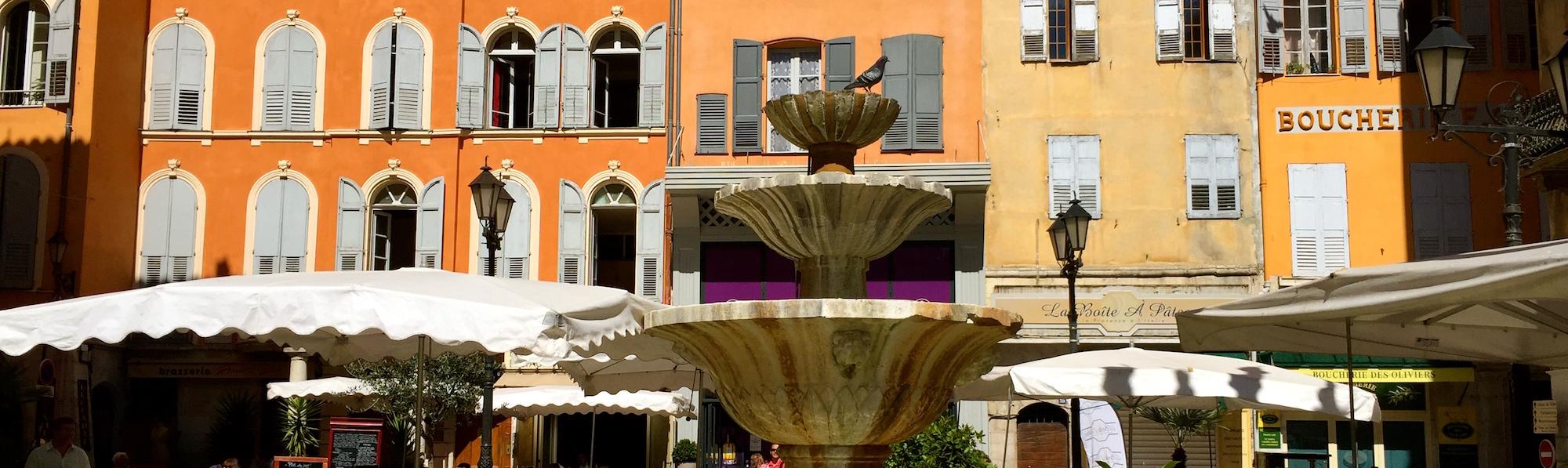 Place aux Aires, Grasse