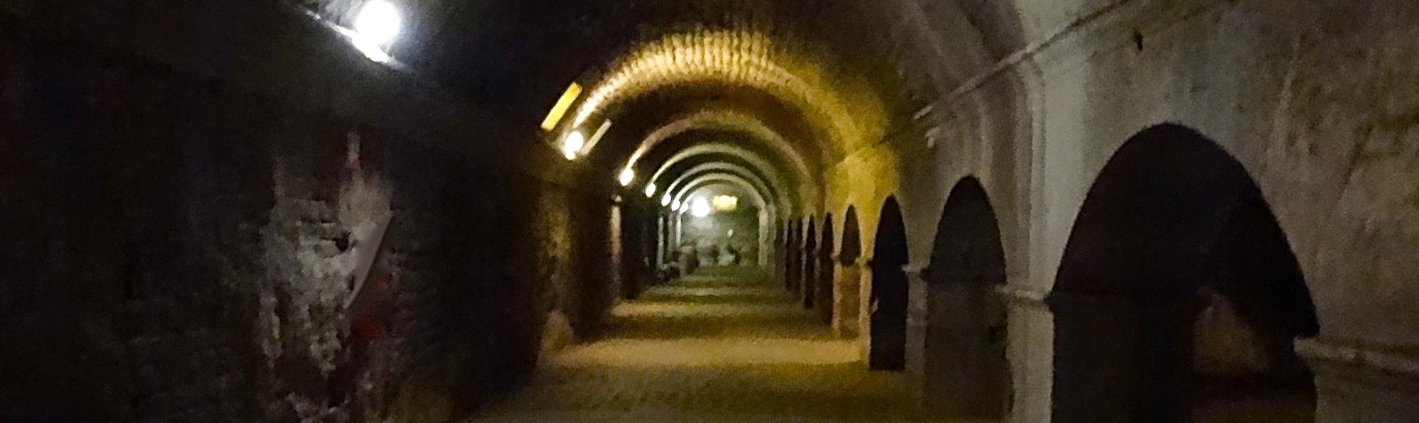 Criptoporticos, Arles
